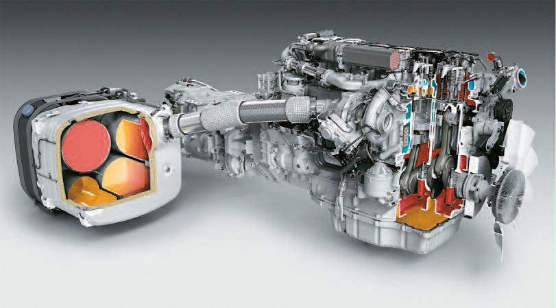 Motores diesel euro 6