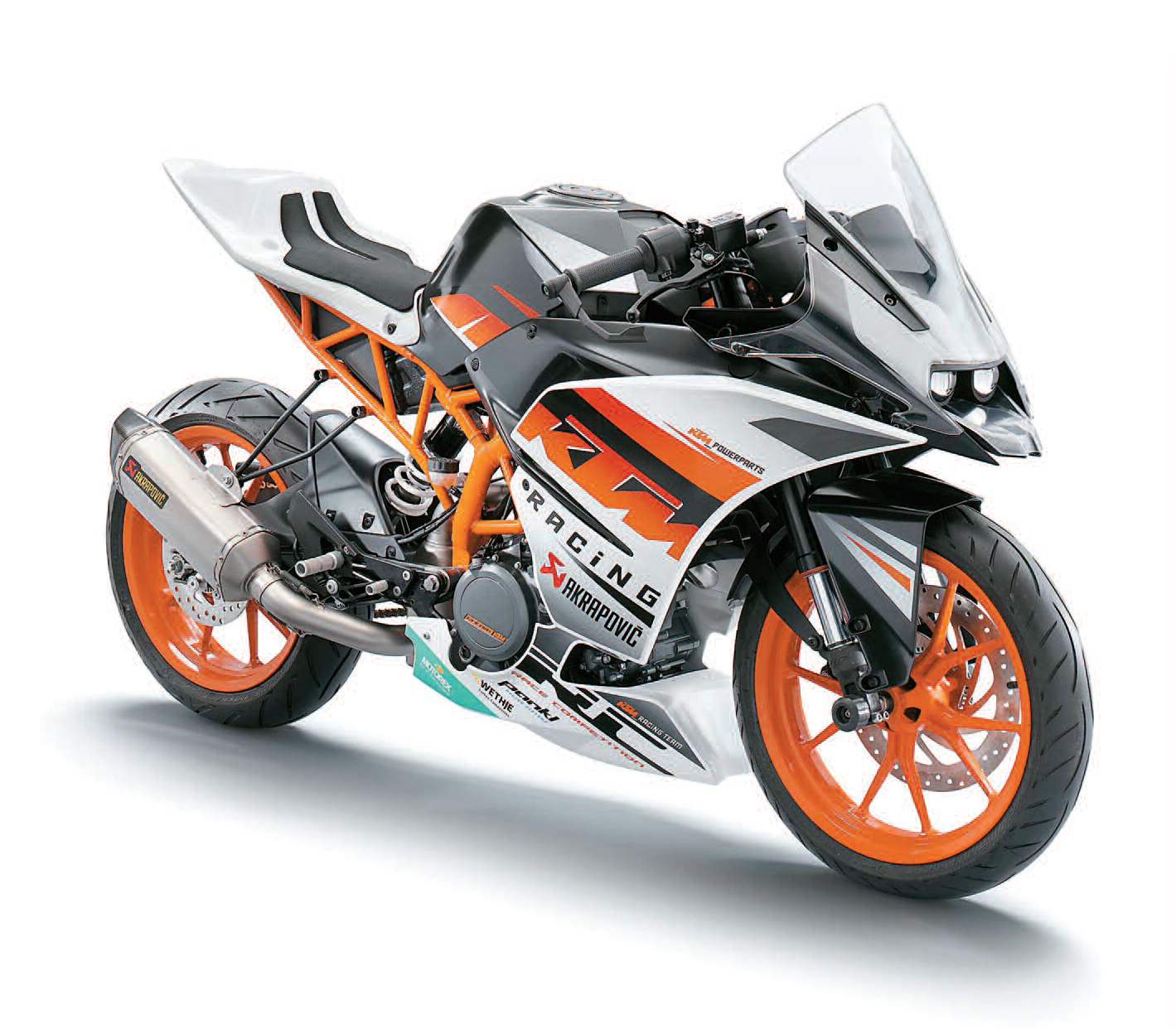 taller actual la moto ktm rc 390. Black Bedroom Furniture Sets. Home Design Ideas