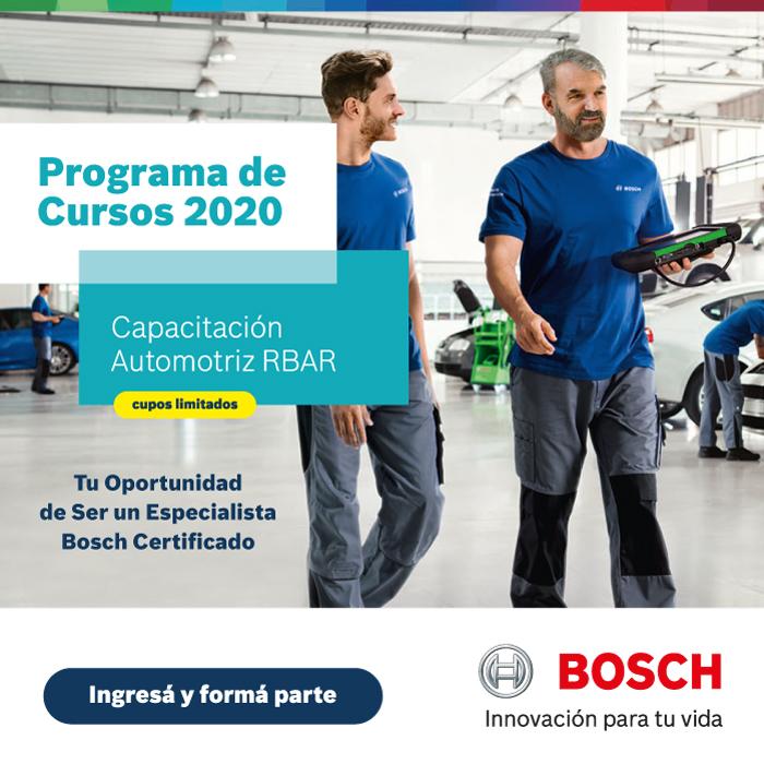 Bosch Cursos - Especial Modal